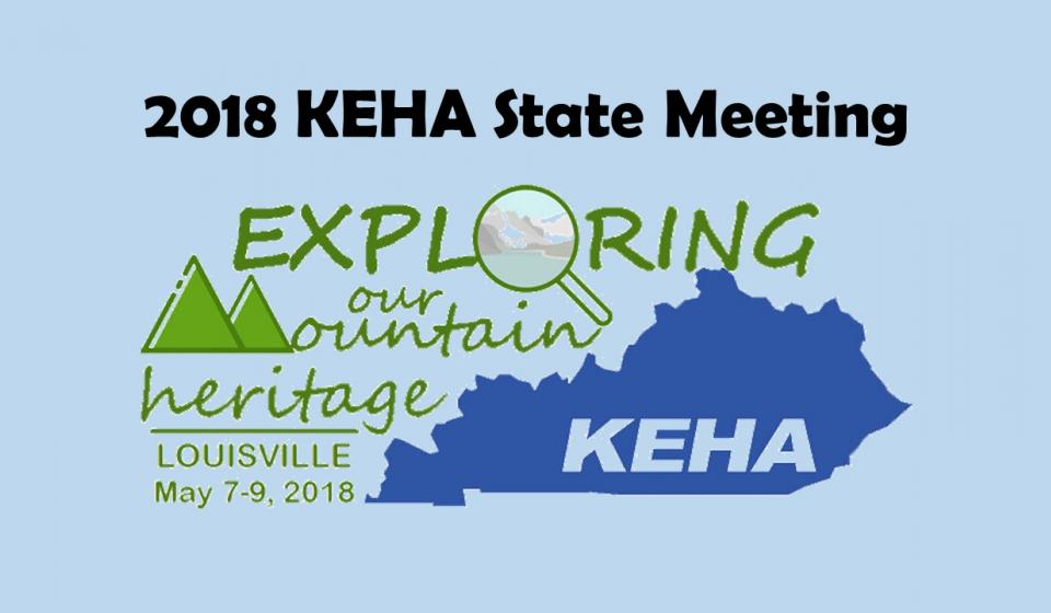Register Now for the 2018 KEHA State Meeting