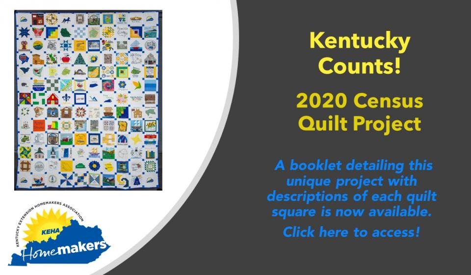 2020 Census Quilt Booklet
